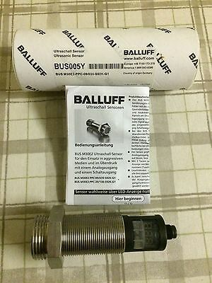 Balluff BUS005Y Ultrasonic Sensor