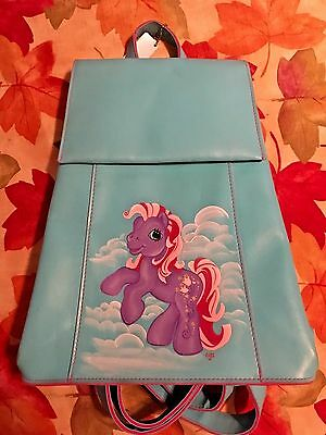 """My Little Pony"" Hand Painted on Backpack"