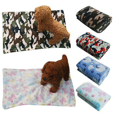Chaud Animal De Compagnie Tapis Coussin S-m Animal Chat Chien Chiot Polaire