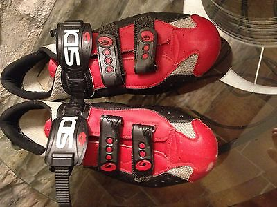 SIDI Road Cycling Shoes Size 46