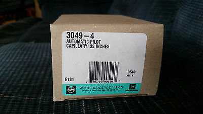 White Rodgers 3049-4 Automatic Pilot Capillary 33 inch Flame Sensor