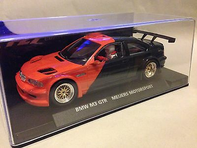 FLY BMW M3 GTR MEIJERS MOTORSPORT 2004-2005 96075 E280 - Never run & Mint