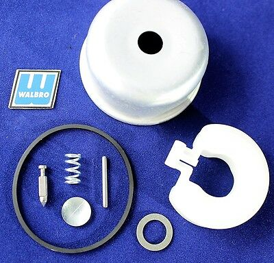 Walbro LMK Carburetor Kit Gasket Needle Bowl Float K10-LMK K10LMK  E73