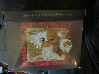 Gremlins Gizmo Quiron Spanish Version Boxed Very Rare
