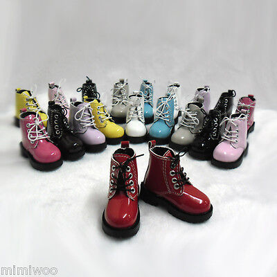 Mimi Collection MSD DOC 1/4 Bjd Obitsu 60cm Doll Boots High Hill Shoes RED