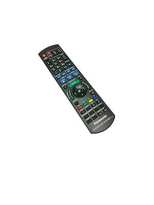 REPLACEMENT PANASONIC REMOTE FOR N2QAYB000196 TV DVD Recorder Player