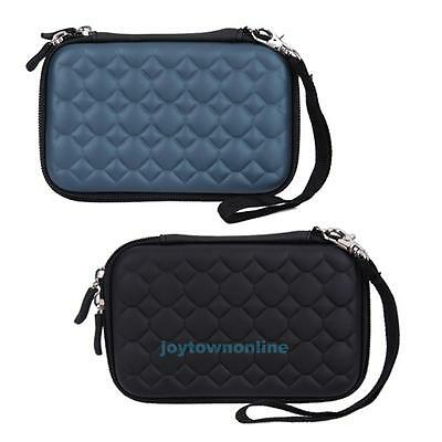 "Pattern Zipper Hard Carry Case Bag Pouch Protector For 2.5"" HDD Hard Disk Driver"