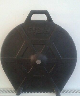 Sabian cymbal moulded case