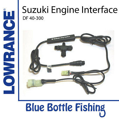 Suzuki Outboard Engine Interface Cable - 2013 onwards