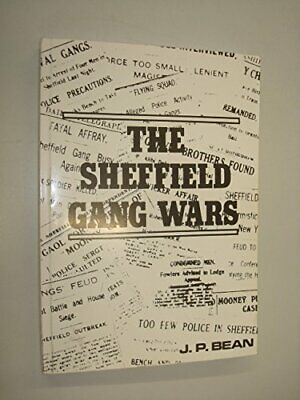 The Sheffield Gang Wars by Bean, J. P. Paperback Book The Cheap Fast Free Post