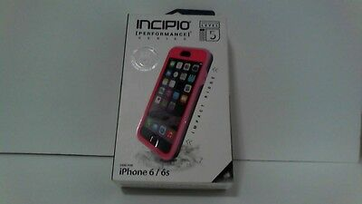 INCIPIO [Performance] Series Level 5 Case + Clip for iPhone 6 & 6S - Pink/Gray