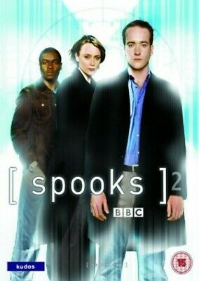 Spooks : Complete BBC Series 2 [2002] [DVD] - DVD  6ILN The Cheap Fast Free Post