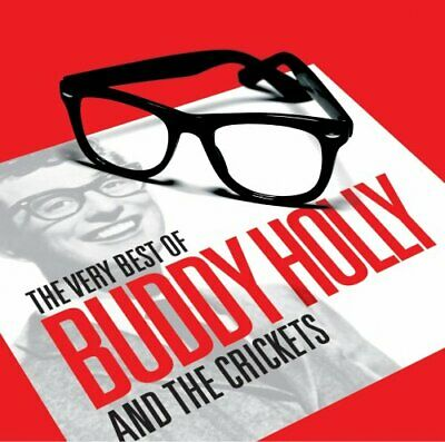 The Crickets - The Very Best Of Buddy Holly And The Cr... - The Crickets CD 9OVG