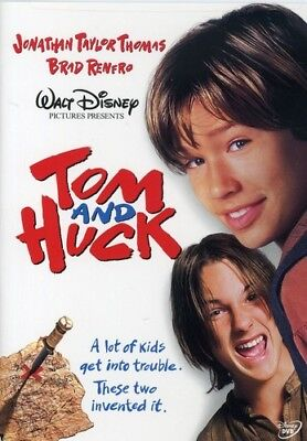 Tom and Huck [New DVD]