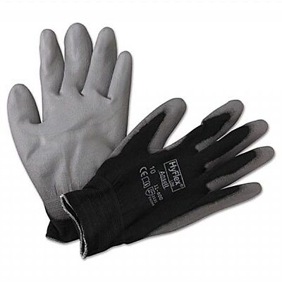 Ansell HyFlex Lite Gloves - 11600- Size,8, 9 ,10 And 11 BlacK (12 Pack)