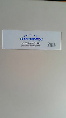 Hybrex G1E 412H Phone System with 6 DK3-21 Handsets