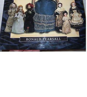 Doll Book A Connoisseur's Guide To Antique Dolls Ronald Pearsall