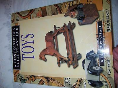 Toy Book A Connoisseur's Guide To Antique Toys Ronald Pearsall