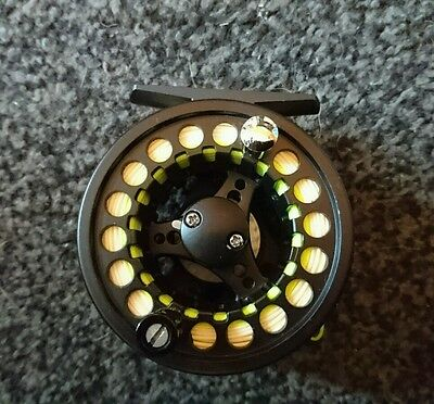Brytec 3/4/5 fly reel with Cortland WF4F floating line