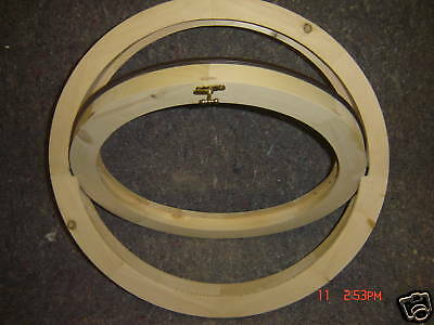 Laminate Timber Round wooden window opening 750m/m For Painting Only