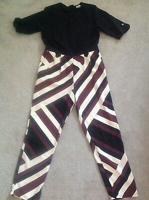 Trendy River Island girls jumpsuit, aged 10 years