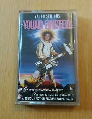 Young Einstein Original Soundtrack (Cassette Tape 1988 Yahoo Serious)