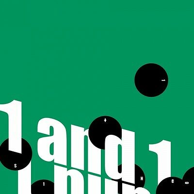 SHINee - 1 and 1  (5th Album Repackage) CD + FOLDED POSTER+Photobook+Photocard