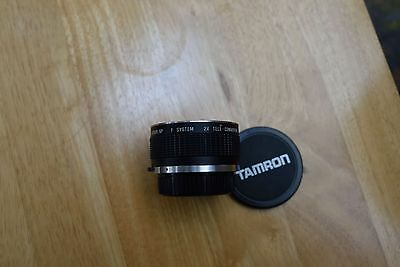 Tamron SP F System 2x Teleconverter For Olympus