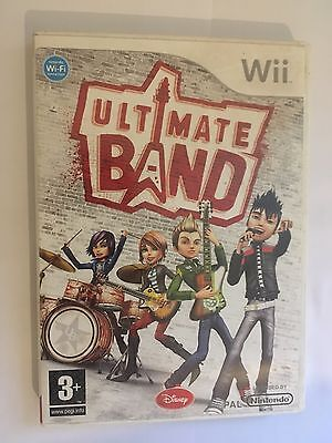 Ultimate Band for Nintendo Wii Video Game