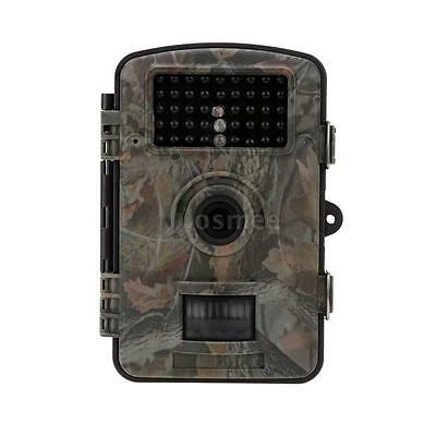 12MP HD Infrared Scouting Trail Hunting Camera 940nm IR LED Night Vision P9R9