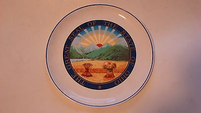 Great Seal of Ohio Plate