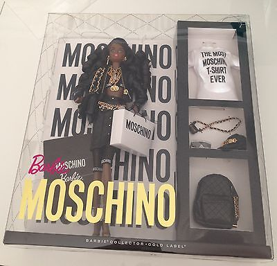 Barbie Moschino AA Version - NRFB