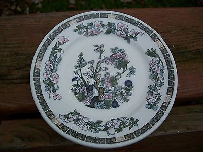 1 Vintage Shammell's Trenton N.y China Railroad  Indian Tree China Plate  6 3/4""