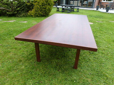 Huge 2.4m (8') solid wood farmhouse kitchen / dining table