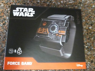 Star Wars Force Band for BB-8 Droid by Sphero Force Awakens NEW 854211006531