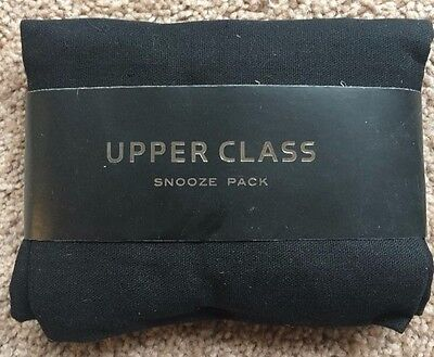 Virgin Atlantic Airlines upper class snooze pack Business class amenity kit NEW