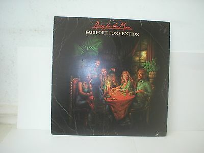 Fairport Convention - Rising For The Moon - Lp - 1975