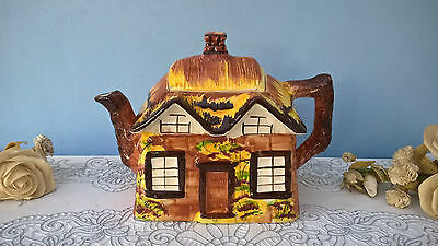 Ye Olde Cottage Teapot Made In England