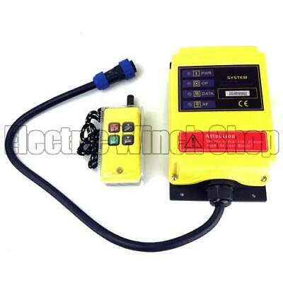 Wireless Control to suit Warrior Power Products 110v Hoists with Air Socket