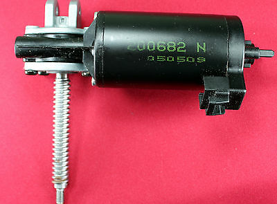 190 Rpm 12Vdc Right Angle Drive Electric Motor From Car Seats-Daewoo