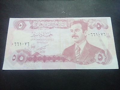 Middle East 5 banknote FREE SHIPPING MK 133 Billetes