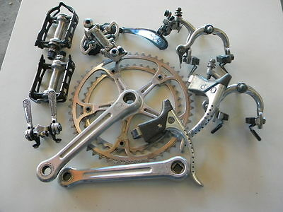 Groupe Groupset Campagnolo Record Vintage
