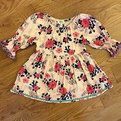 Matilda Jane Once Upon A Time Great Delight Tunic Size 8