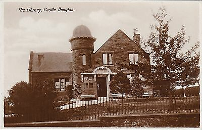 The Library, CASTLE DOUGLAS, Kirkcudbrightshire RP