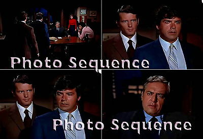 IRONSIDE Van Williams Raymond Burr PHOTO Sequence #02