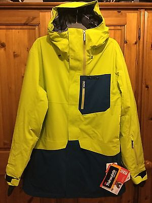 Faction Franklin Ski Jacket Size Large BNWT