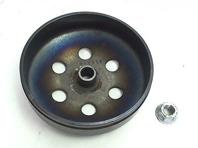 Piaggio Clutch Drum Cover Bell 2005 Typhoon 50cc Scooter Moped 289933