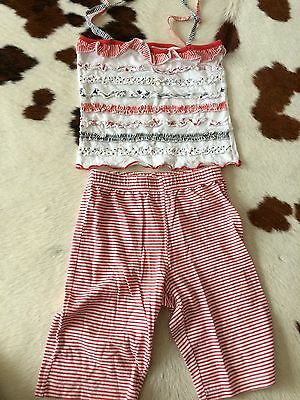 Used Uffy Uffy Outfit Girl Age 2
