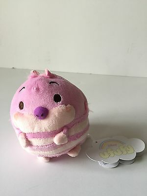 Disney Store Japan Cheshire Cat Ufufy Scented Small Plush New with Tags