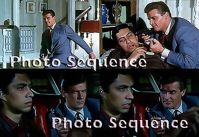 THE SAINT Roger Moore PHOTO Sequence #21